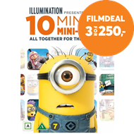Produktbilde for 10 Minion Mini Movies (DVD)