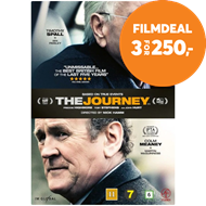 Produktbilde for The Journey (2016) (DVD)