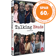Produktbilde for Alan Bennet's Talking Heads (Miniserie) (UK-import) (DVD)