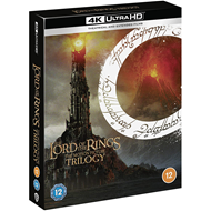 Produktbilde for The Lord Of The Rings Trilogy (UK-import) (4K Ultra HD + Blu-ray)