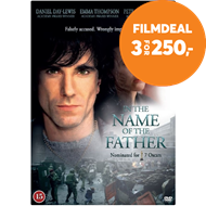 Produktbilde for In The Name Of The Father (1993) / I Fars Navn (DK-import) (DVD)