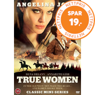 Produktbilde for True Women (1997) (Miniserie) (DK-import) (DVD)