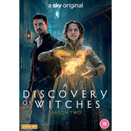 Produktbilde for A Discovery Of Witches - Sesong 2 (DVD)