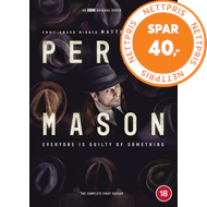 Produktbilde for Perry Mason - Sesong 1 (DVD)