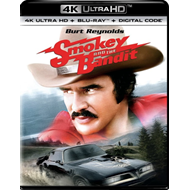 Produktbilde for Smokey And The Bandit (1977) (4K Ultra HD + Blu-ray)