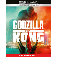 Produktbilde for Godzilla Vs. Kong (4K Ultra HD + Blu-ray)
