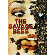 Produktbilde for The Savage Bees (1976) / Mordersvermen (DVD)