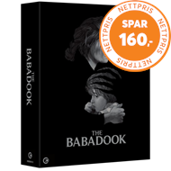 Produktbilde for The Babadook (2014) - Limited Collector's Edition (4K Ultra HD + Blu-ray)