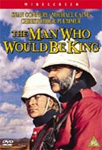 The Man Who Would Be King (UK-import) (DVD)