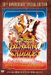 Blazing Saddles (UK-import) (DVD)