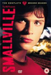 Smallville - Sesong 2 (UK-import) (DVD)