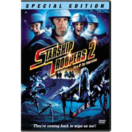 Starship Troopers 2 - Heroes Of The Federation (DVD - SONE 1)