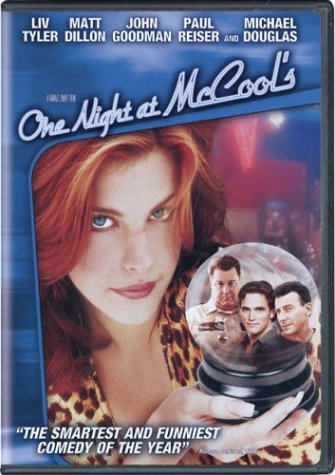 One Night at McCool's (DVD - SONE 1)