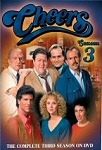 Cheers - Sesong 3 (DVD)