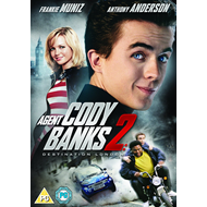 Agent Cody Banks 2 (UK-import) (DVD)