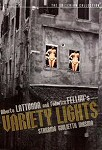Variety Lights - Criterion Collection (DVD - SONE 1)