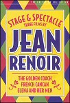 Stage And Spectacle - Three Films By Jean Renoir - Criterion Collection (DVD - SONE 1)