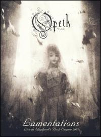 Opeth - Lamentations: Live At Sheperd's Bush 2003 (DVD)