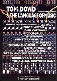 Tom Dowd And The Language Of Music (DVD)