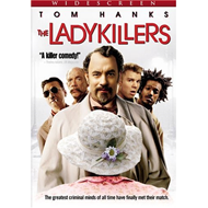 The Ladykillers (UK-import) (DVD)