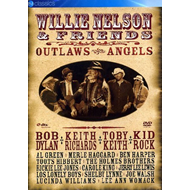Willie Nelson & Friends - Outlaws And Angels (UK-import) (DVD)