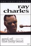 Ray Charles - Soul Of The Holy Land: August 1973 (DVD)