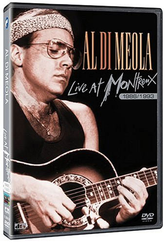 Al Dimeola - Live At Montreux 1986/1993 (UK-import) (DVD - SONE 1)