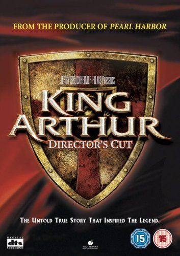 King Arthur - Director's Cut (UK-import) (DVD)