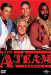 The A-Team - Sesong 1 (DVD)