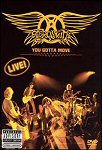 Aerosmith - You Gotta Move (DVD)
