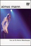 Aimee Mann - Live At St. Ann's Warehouse (m/CD) (DVD - SONE 1)