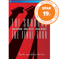 The Shadows - The Final Tour (UK-import) (DVD)