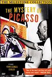 The Mystery Of Picasso (DVD - SONE 1)