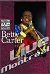 Betty Carter - Live In Montreal (DVD)