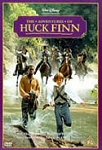 Huck Finns Eventyr (UK-import) (DVD)