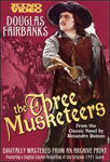 The Three Musketeers (DVD - SONE 1)