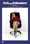 Curb Your Enthusiasm - Sesong 2 (UK-import) (DVD)