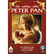 Peter Pan (UK-import) (DVD)