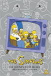 The Simpsons - Sesong 1 (UK-import) (DVD)