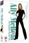 Ally McBeal - Sesong 2 (UK-import) (DVD)