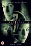 X-Files - Sesong 7 (UK-import) (DVD)