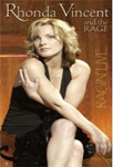 Rhonda Vincent - Ragin' Live (DVD)