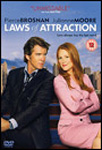 Laws Of Attraction (UK-import) (DVD)