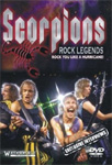 Produktbilde for Scorpions - Rock Legends (DVD)