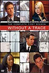 Without A Trace - Sesong 1 (DVD - SONE 1)