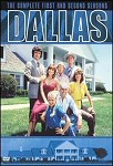 Dallas - Sesong 1 & 2 (UK-import) (DVD)
