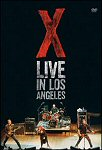 X - Live In Los Angeles (DVD - SONE 1)