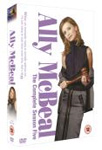 Ally McBeal - Sesong 5 (UK-import) (DVD)