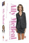 Ally McBeal - Sesong 4 (UK-import) (DVD)