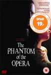 The Phantom Of The Opera (UK-import) (DVD)